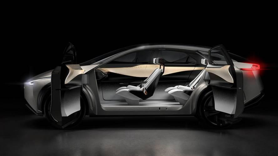 La actualización del Nissan IMx Kuro Concept, presente en Ginebra