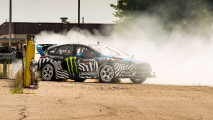 Ken Block tears up Buffalo in Gymkhana 9 001