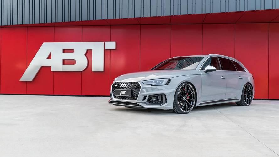 500 lóerő fölött az ABT Audi RS4 Avant