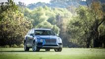 Bentley Liquid Amber Veener