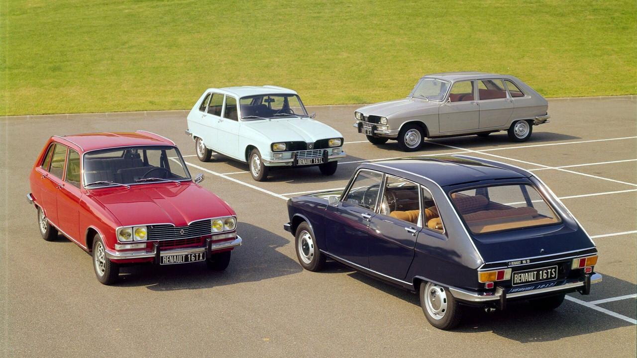 Renault 16 (1965): das erste Fließheck