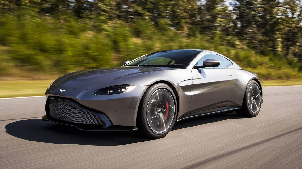 How much does an Aston Martin cost?