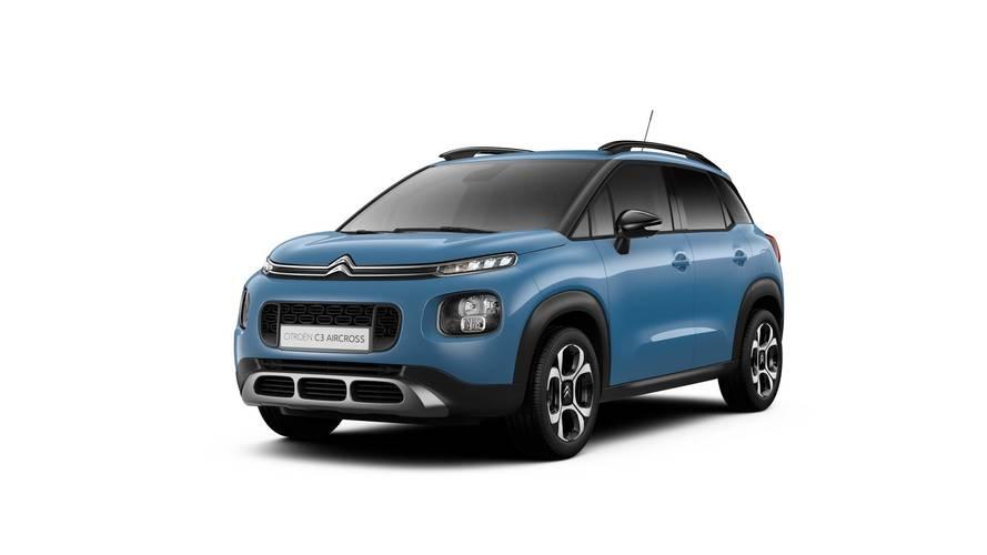 Une série spéciale printanière pour le Citroën C3 Aircross