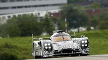 Porsche LMP1 sports prototype