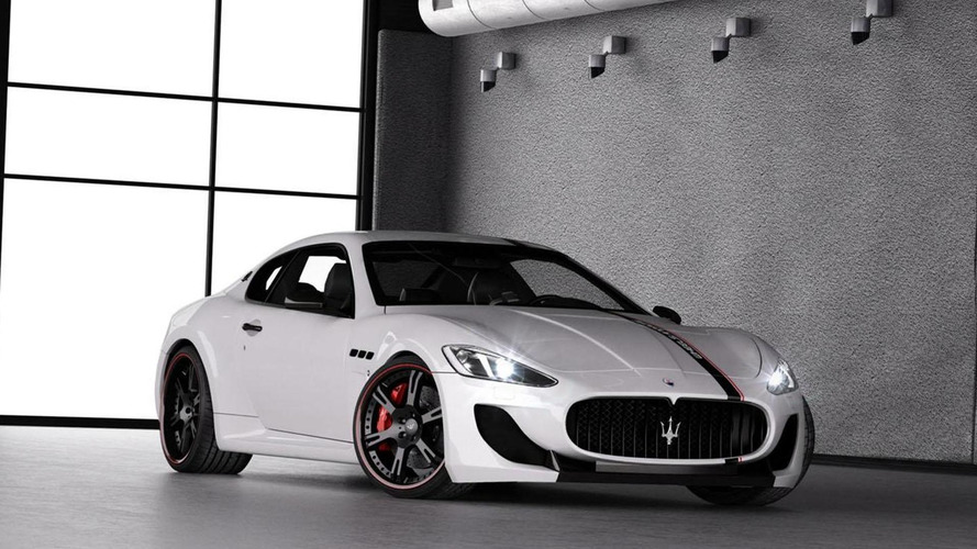 Wheelsandmore Maserati MC Stradale Demonoxious has a devilish 666 HP