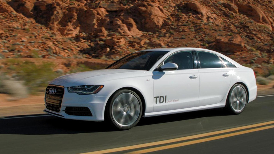 Audi Sticks With Diesel While Rest of VW Drives Hard for Electrics