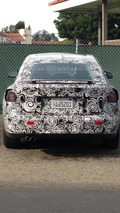 BMW 3-Series GT spy photo