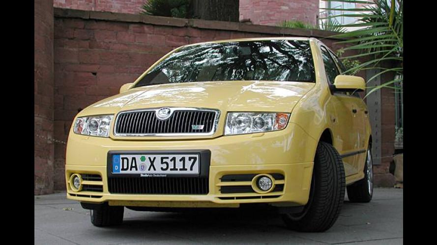 Skoda Fabia RS: Erste Fahreindrücke vom Sportmodell auf Diesel-Basis