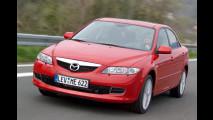 Mazda 6 wird teurer