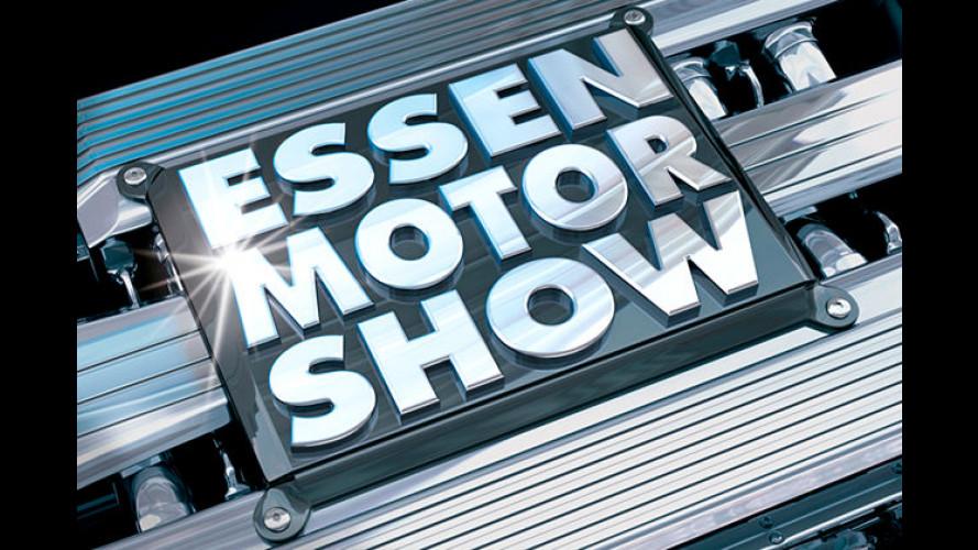 Jubiläumsausgabe: Die Essen Motor Show im Jahr 2007