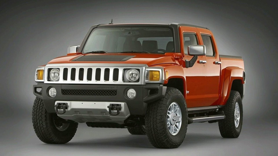 Hummer H3T Pricing Announced