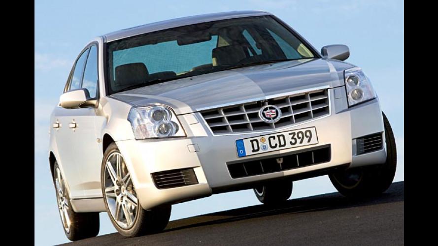 Premiere Cadillac BLS: Der erste Caddy mit Ölbrenner