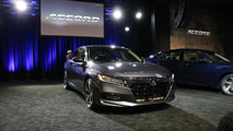 2018 Honda Accord Live Images