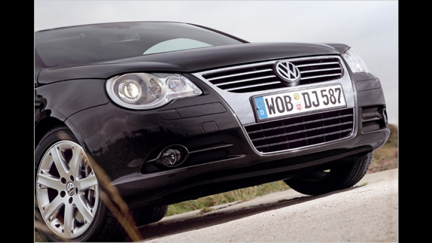 VW: Eos fährt als Sondermodell ,Edition 2009