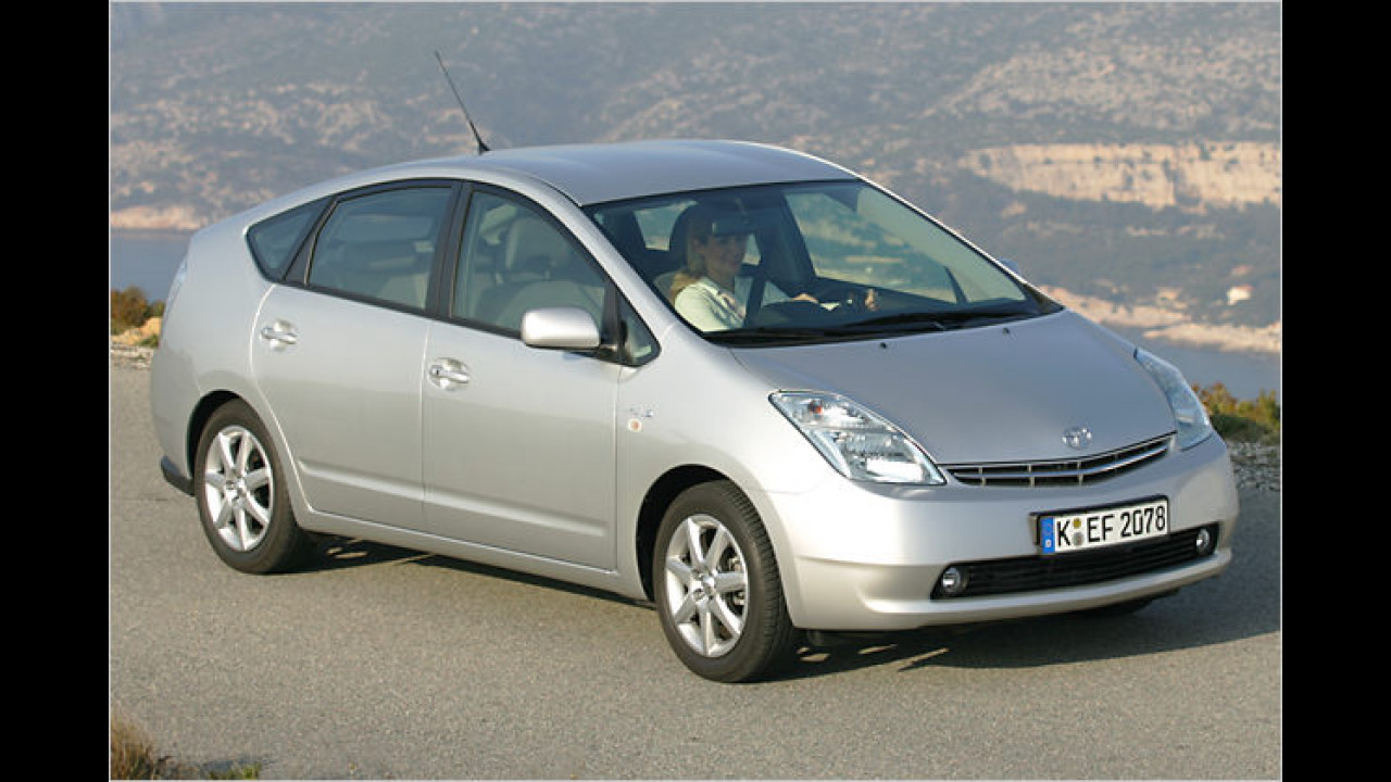 Kategorie: Verbrauchsgünstigster Motor