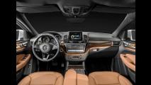 Este é o Mercedes GLE Coupe, mistura de crossover e cupê para peitar X6 - veja fotos