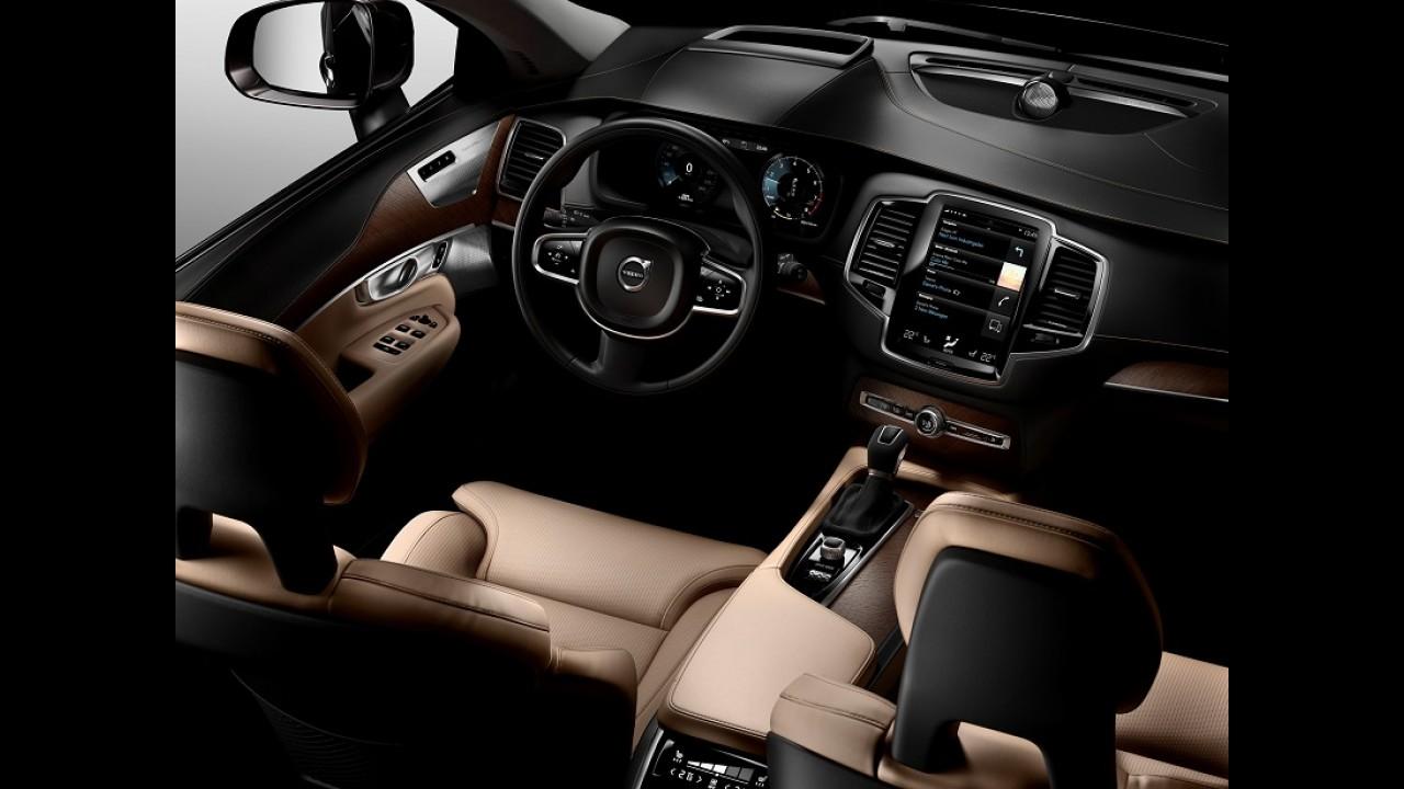 Pão quente: Volvo XC90 First Edition esgota em menos de 48 horas