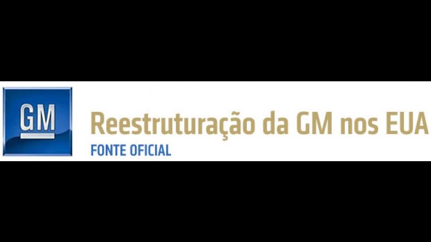 GM do Brasil cria blog para explicar concordata e processo de reestruturação da GM nos EUA