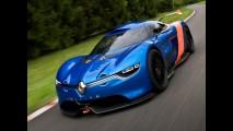 Renault levará esportivo Alpine A110-50 ao Salão do Automóvel