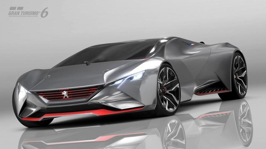 Impressionante! Peugeot Vision Gran Turismo faz de 0 a 100 km/h em 1,73 s - vídeo