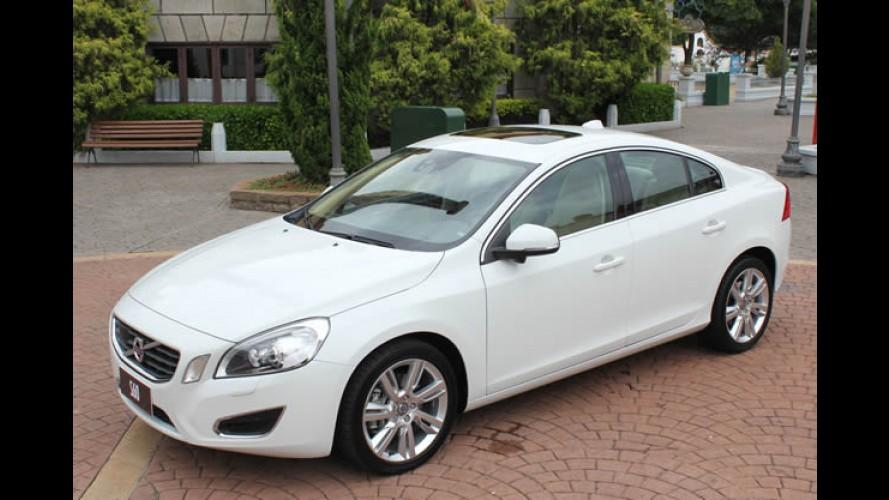 CARPLACE no lançamento do novo Volvo S60 no Brasil