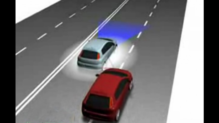 Cientistas testam tecnologias para evitar acidentes de carro