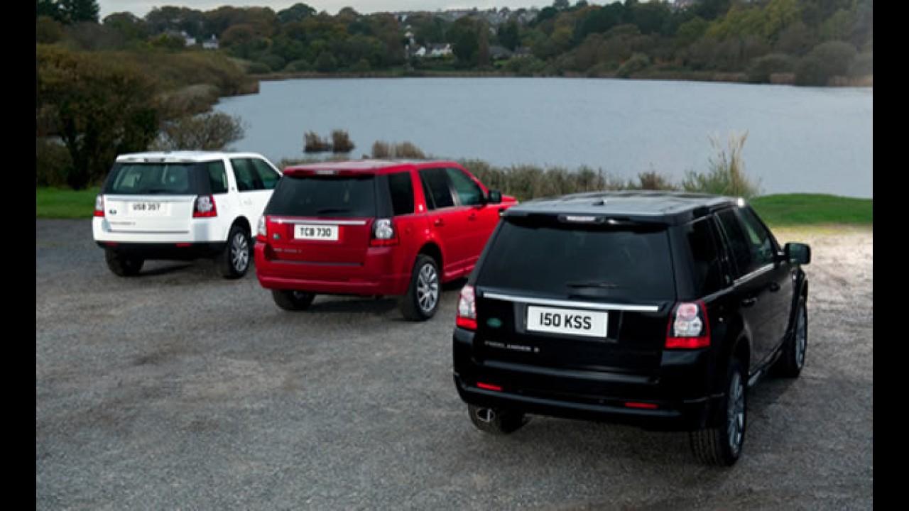 Land Rover Freelander 2 Limited Edition chega em abril ao Brasil