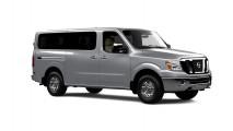 Salão de Los Angeles: Nissan apresenta utilitário NV3500 em versão para passageiros nos EUA