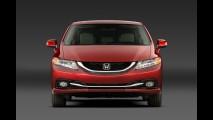 Honda Civic 2013 - Veja galeria de fotos e detalhes do interior