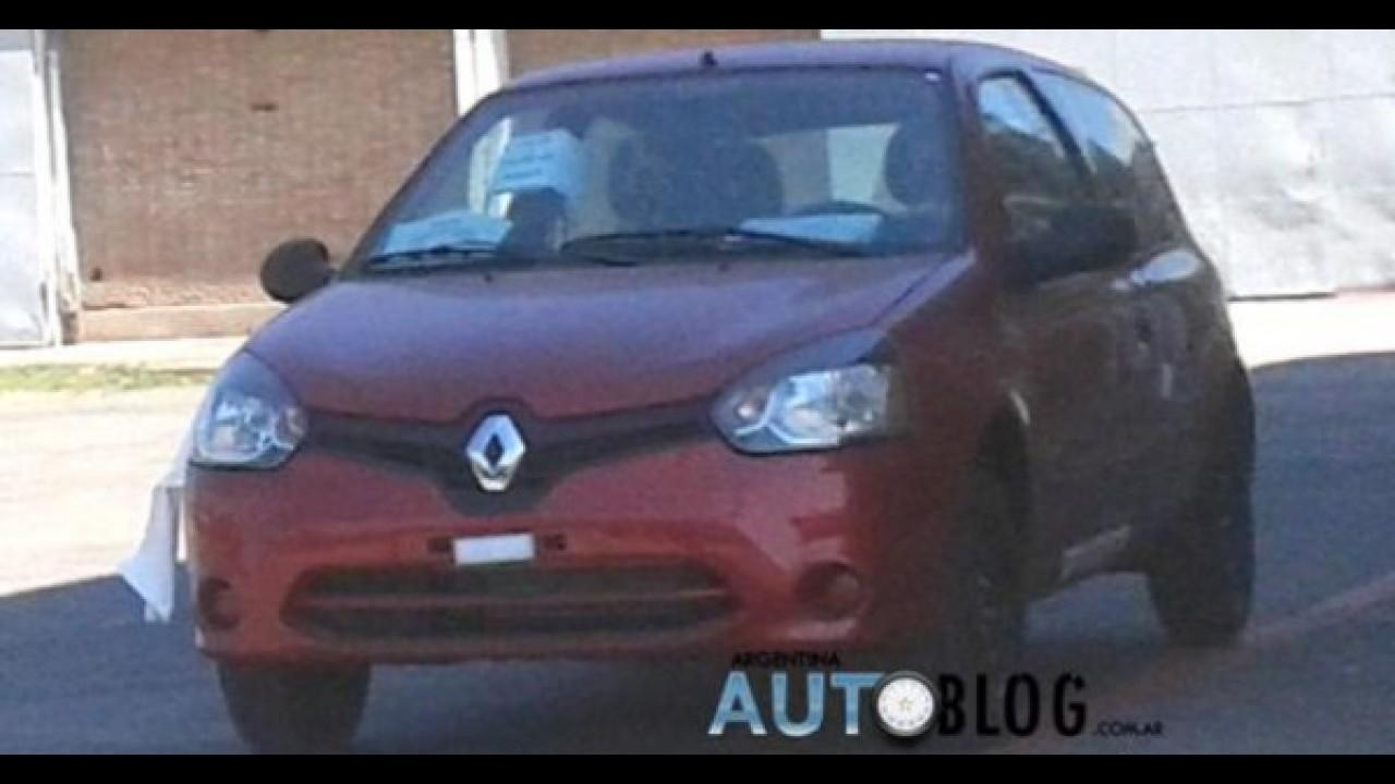Estreia no Salão: Renault Clio reestilizado é flagrado mais uma vez na Argentina
