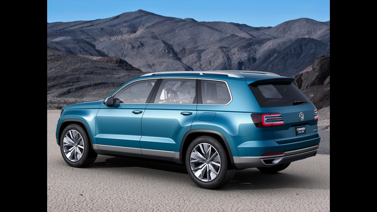 Volkswagen garante lançamento de inédito SUV médio nos EUA