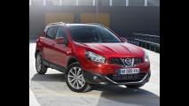 Nissan divulga teaser do novo Qashqai