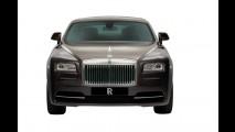 Rolls-Royce Wraith aparece em primeiras imagens oficiais