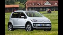 VW Cross up! tem preço equivalente a R$ 42 mil na Alemanha