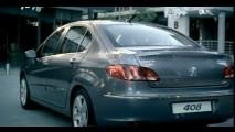 VÍDEO: Novo Peugeot 308 Sedan (408)