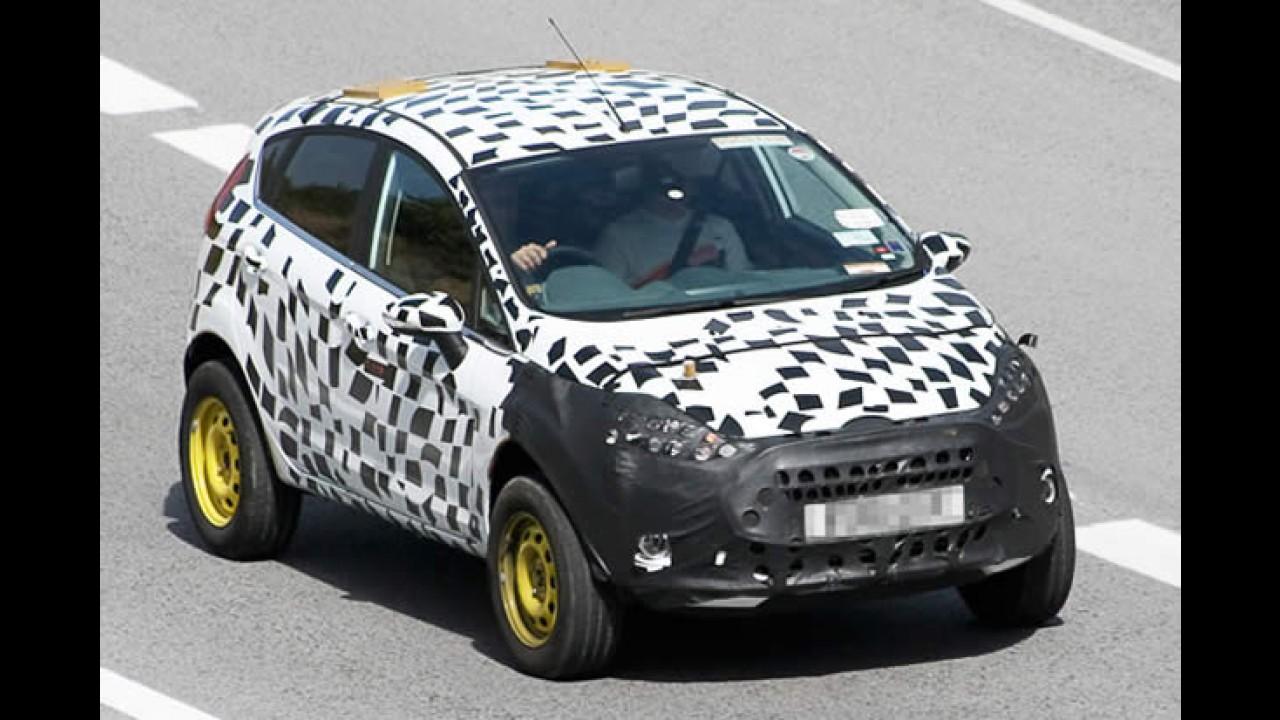 Ford EcoSport 2013 será apresentado em abril do ano que vem no Salão de Pequim
