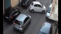 """VÍDEO: A """"incrível"""" perícia de um motorista europeu"""