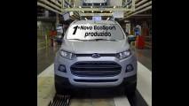 Ford inicia produção do Novo EcoSport em Camaçari - Bahia