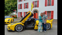 Ferrari FXX K, il regalo del boss di Google
