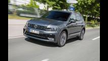 Salone di Francoforte, nuova Volkswagen Tiguan