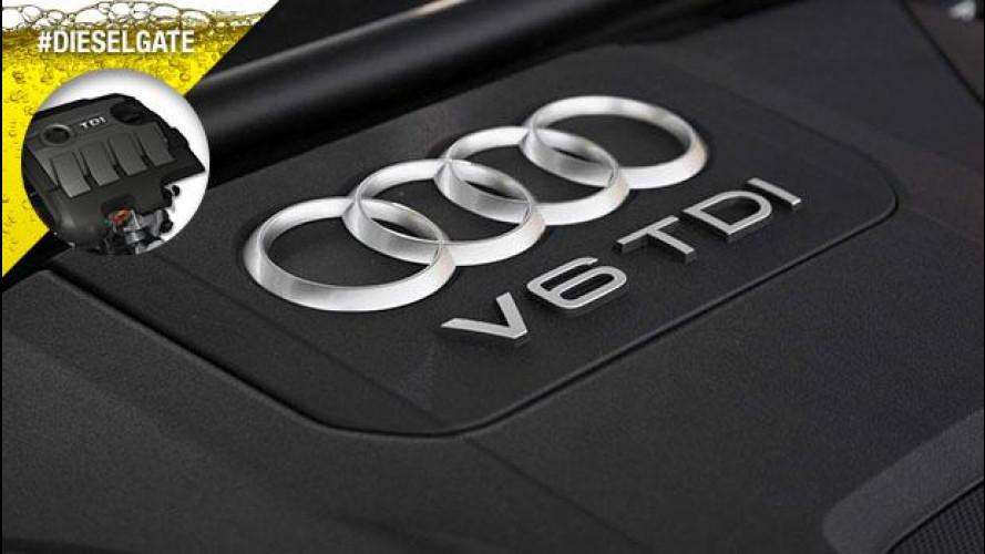 Dieselgate, anche il 3.0 V6 TDI montato su Audi, Porsche e Volkswagen è coinvolto