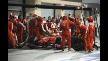 Ferrari F1 ad Abu Dhabi 2009