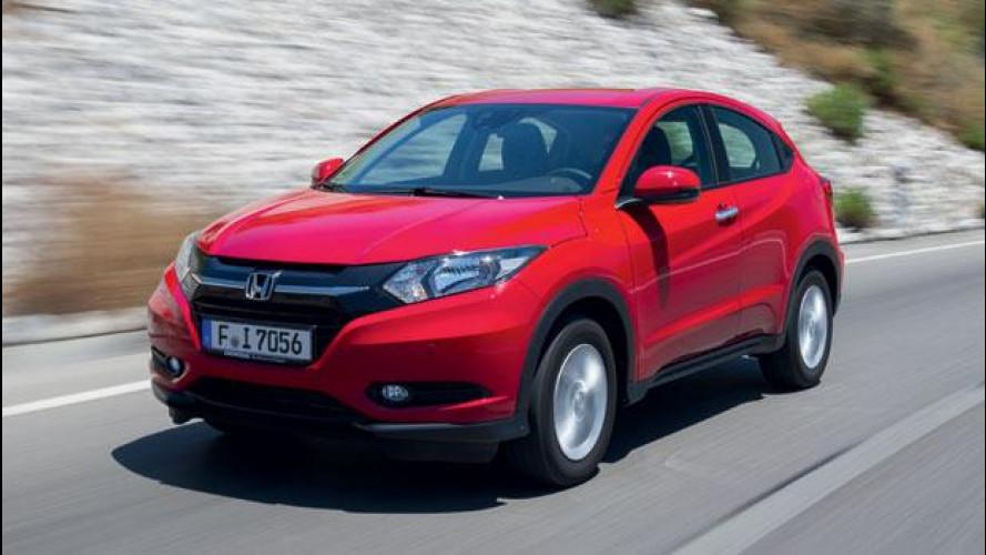 Nuovo Honda HR-V, l'attacco giapponese ai crossover europei