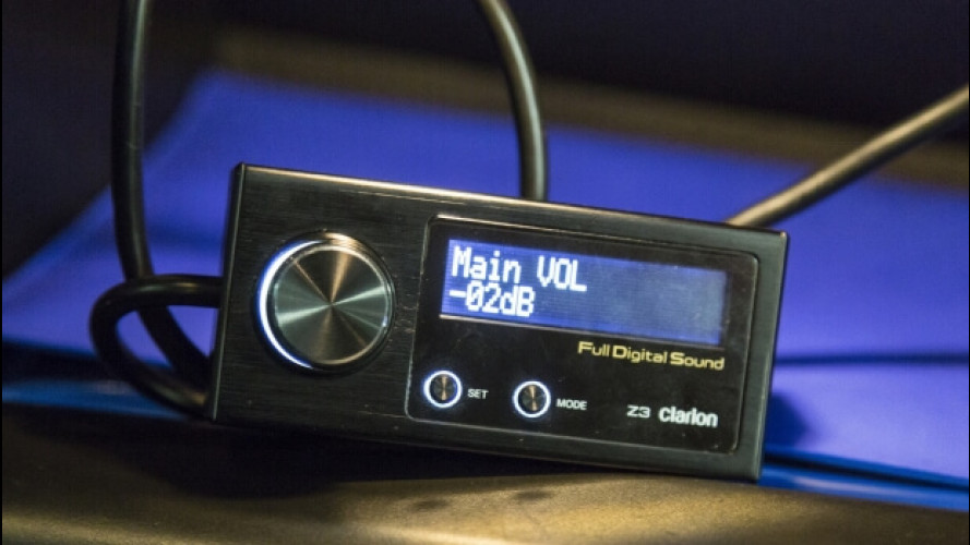 Impianti audio, è arrivata