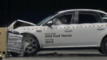 Crash Tested Ford Taurus