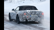BMW Z5, le foto spia