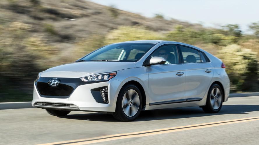 2017 Hyundai Ioniq EV: İlk Sürüş