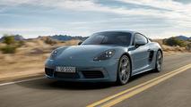 Porsche 718 Coupé
