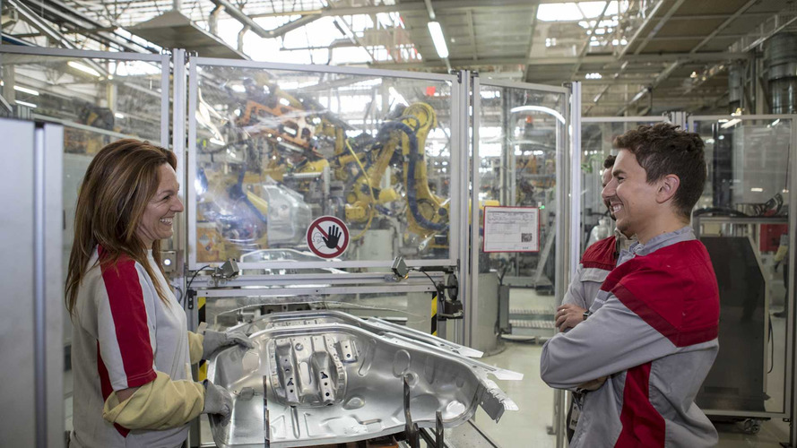 Jorge Lorenzo fabrica su propio SEAT León CUPRA