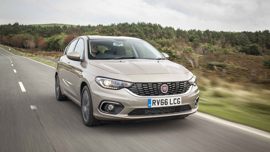 2017 Fiat Tipo Review